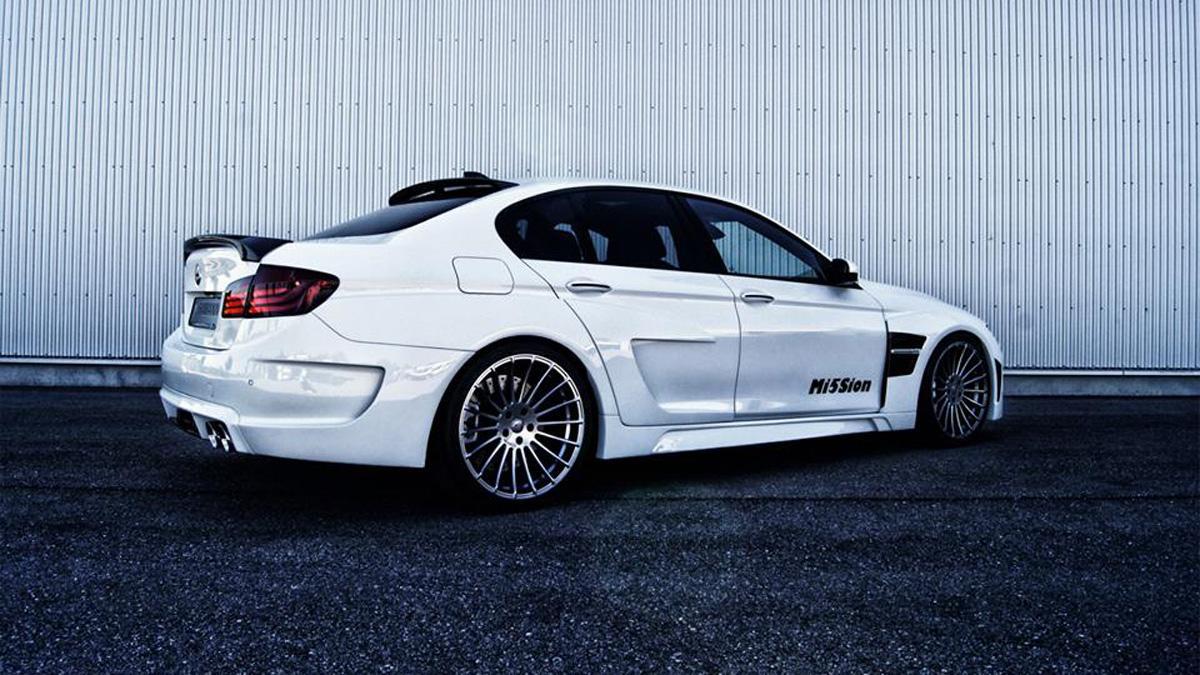 Los 5 BMW más bestias