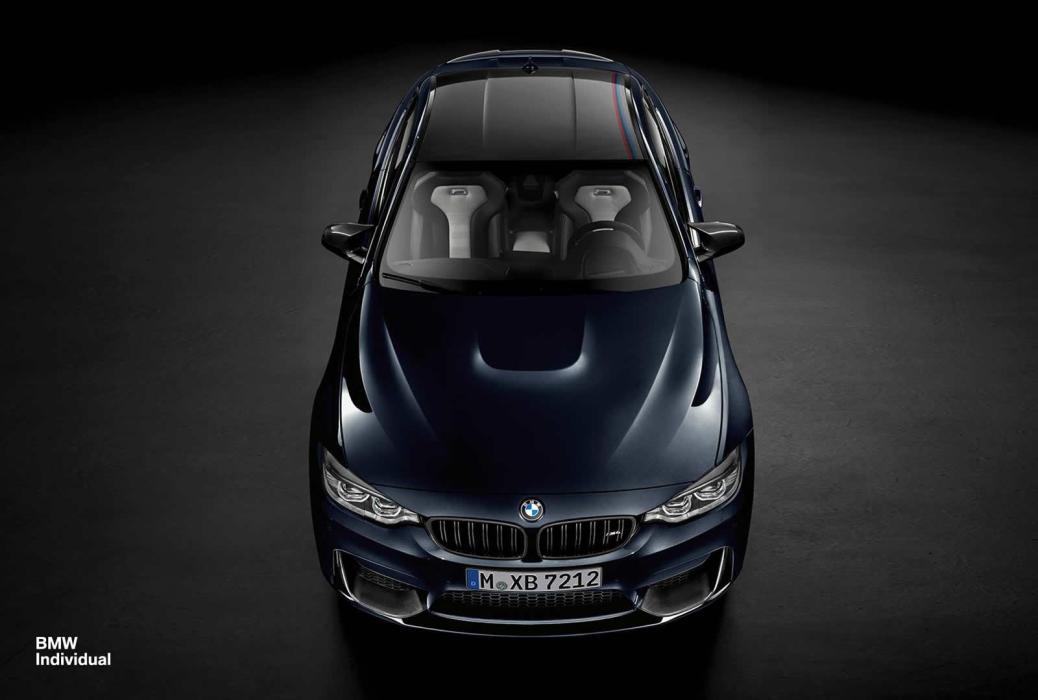 BMW M4 Coupé 25 Aniversario