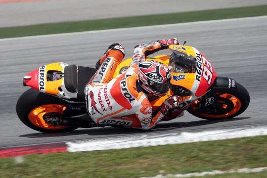 Motociclismo GP Holanda: Marquez llega a La Catedral