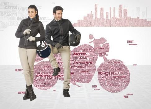 Chaquetas  de moto Tucano Urbano Selvaggio y Selvaggia