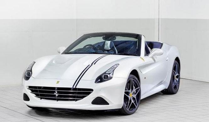 El pedazo de Ferrari que verás en Goodwood