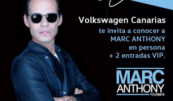 KaraokeWagen: tú cantas y VW te lleva con Marc Anthony