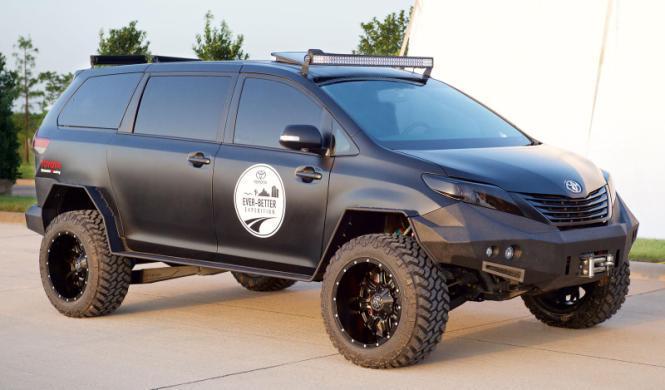 Un Toyota espectacular para el SEMA
