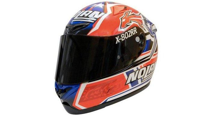 Casco Nolan X-802RR Carbon Fitting