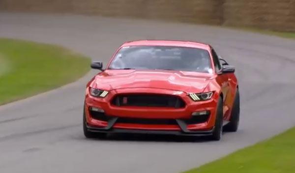 Ford, te odiamos...¡queremos este Mustang en Europa!
