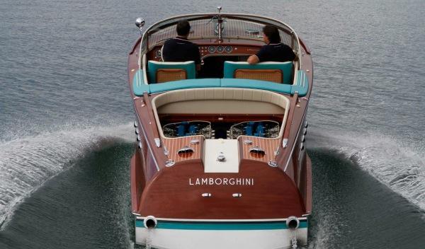 Lancha Riva Aquarama Lamborghini