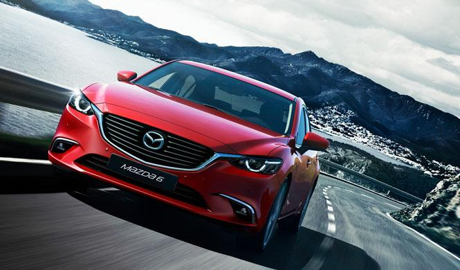 ¿Está Mazda trabajando en un RX-9 basado en el Mazda6?