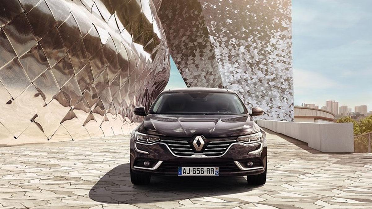 Renault pidió a Daimler que probara la calidad del Talismán