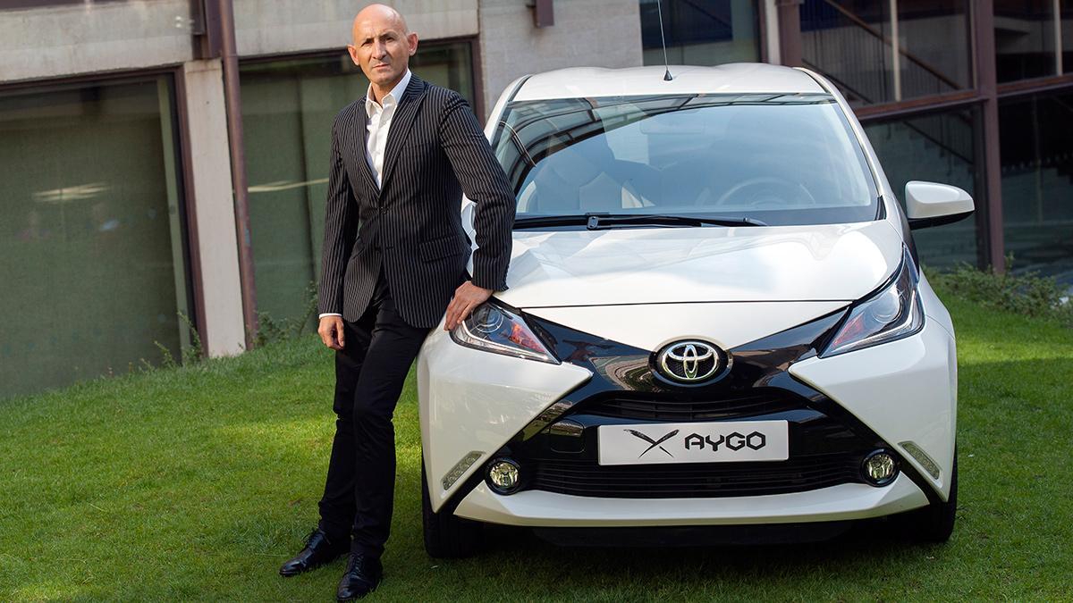 Toyota Aygo by Modesto Lomba