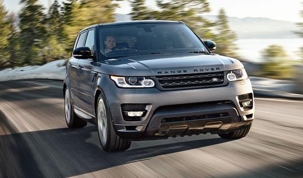 Llamada a revisión de 65.000 Range Rover
