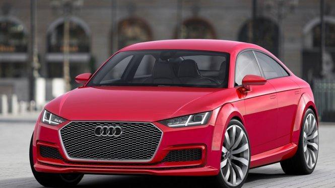 Audi lanzará tres nuevos modelos, incluido un monovolumen