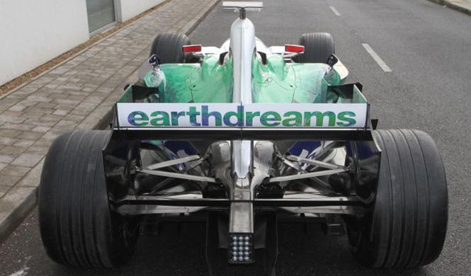 Reconstruye un Honda de Fórmula 1 para un 'track-day'