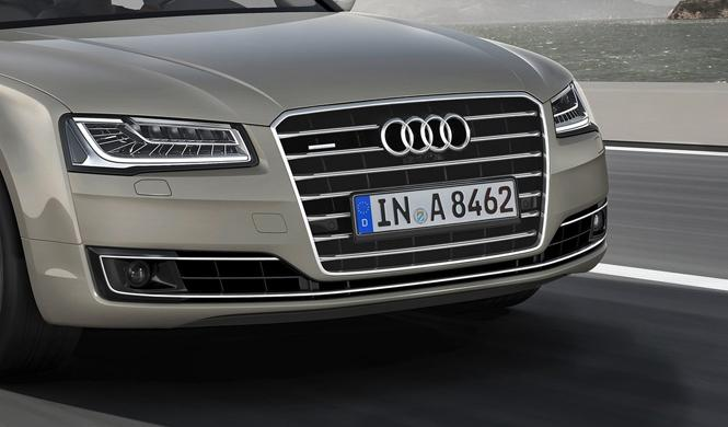 La conducción pilotada de Audi, a bordo del próximo A8