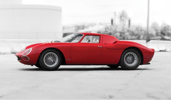 El Ferrari Testa Rossa resucitado por Peter Giacobbi