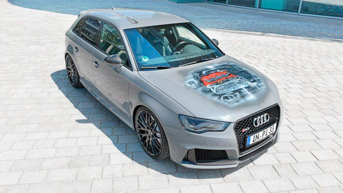 Audi RS 3 único
