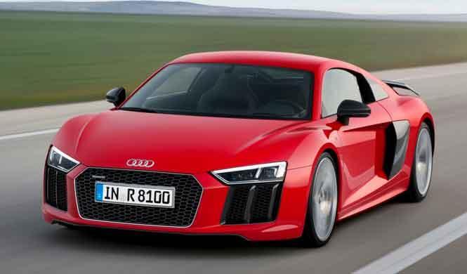 Audi R8 2015 podría tener un turbo de entrada a la gama