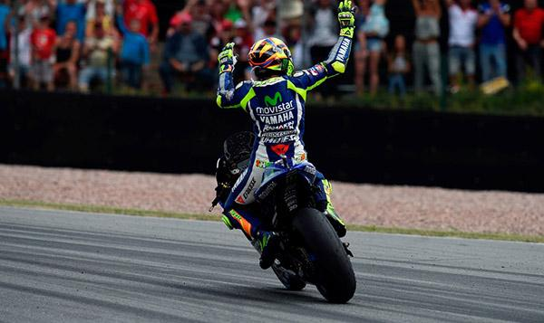 MotoGP 2015: ¿Qué dice la leyenda de Sachsenring?