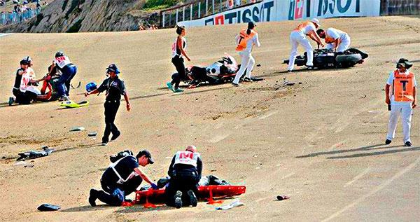 Ocho pilotos españoles muertos en competición en 50 años