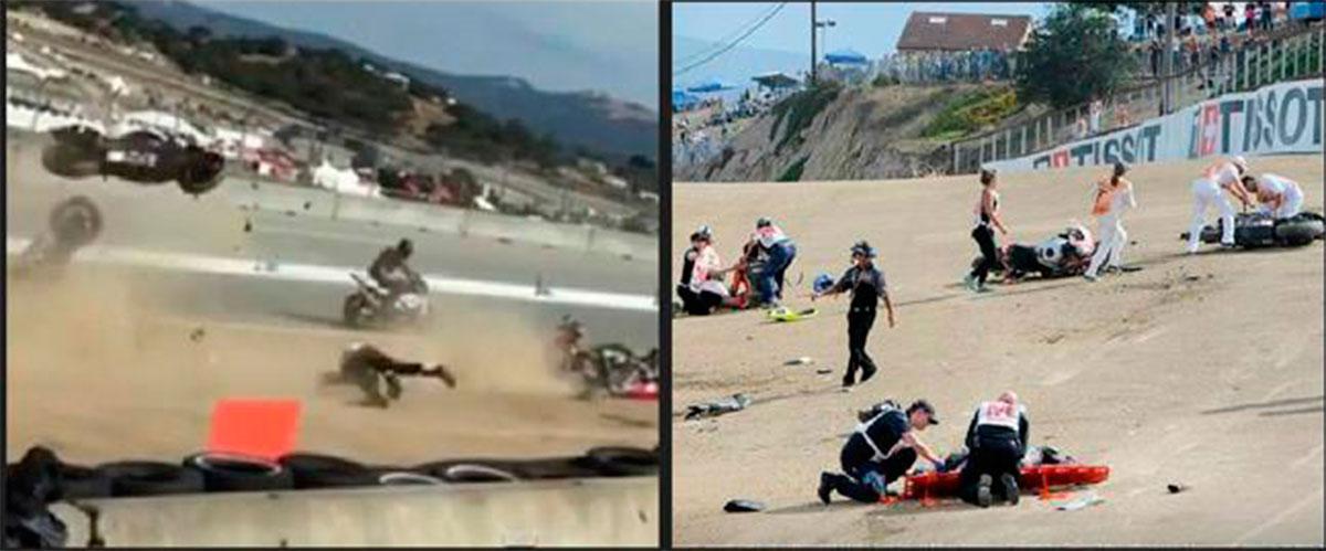 Accidente-mortal-pilotos-españoles-rivas-martinez- MotoAmérica