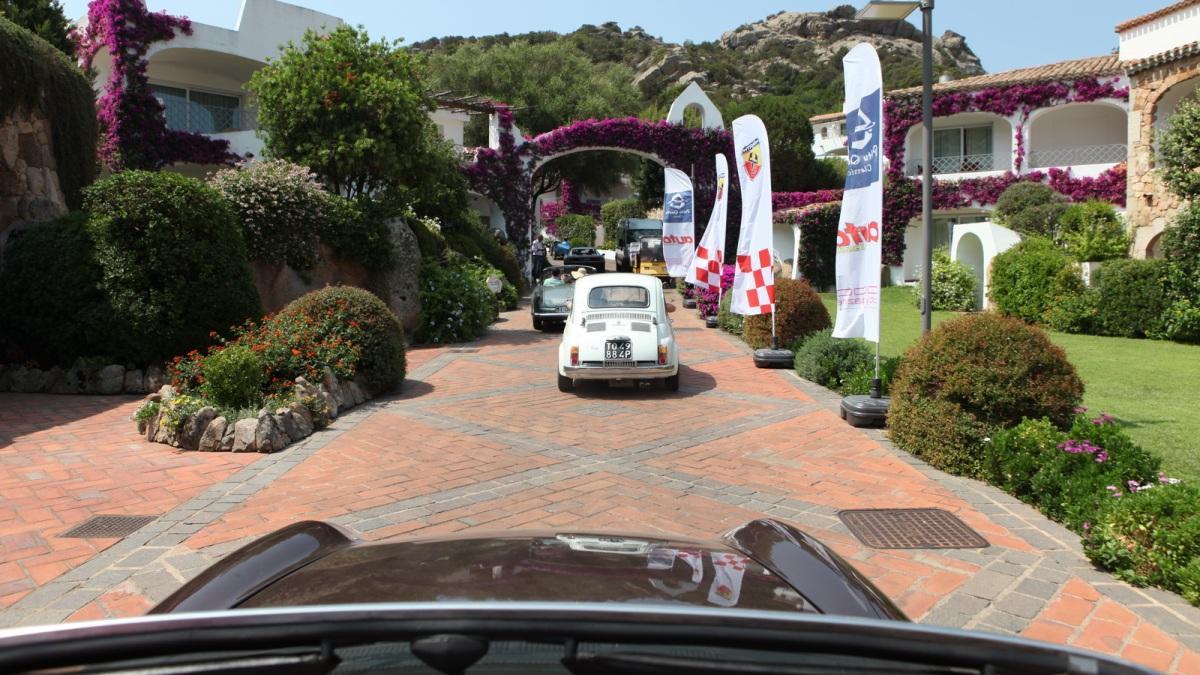 Concurso d'Eleganza Poltu Quatu 2015