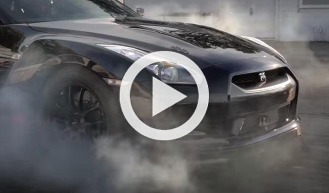 El Nissan GT-R bate su propio récord de velocidad