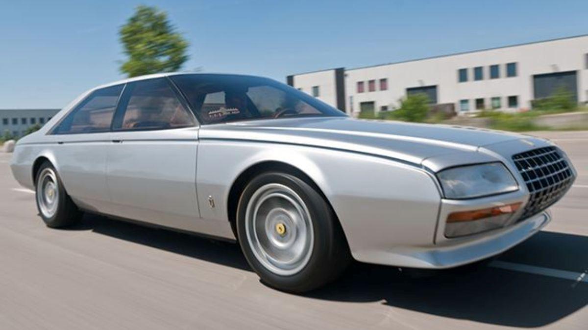 Ferrari Pinin