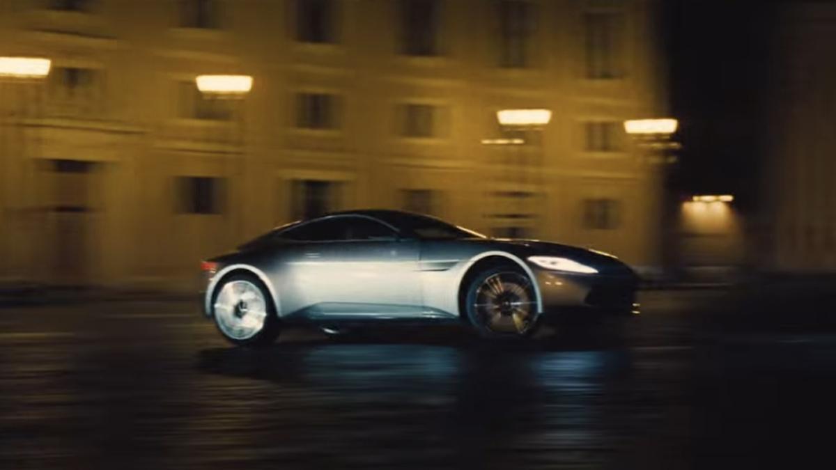 Aston Martin DB10 Spectre