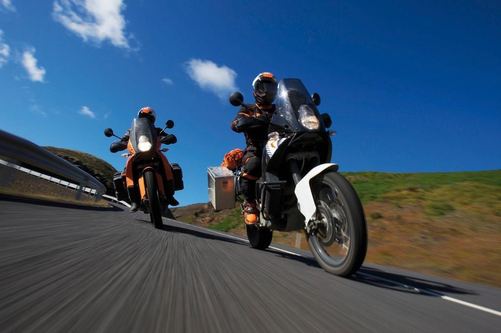 Segunda Reunión Familia KTM Adventure