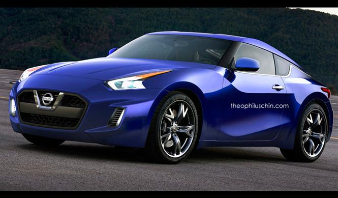 Así podría ser el próximo Nissan 370Z