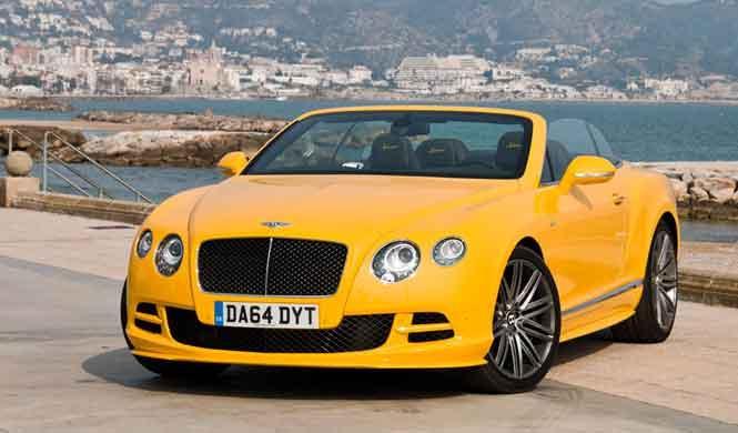La prueba de que un Bentley también se puede tunear