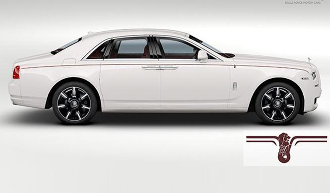 Solo Rolls-Royce puede celebrar así un aniversario