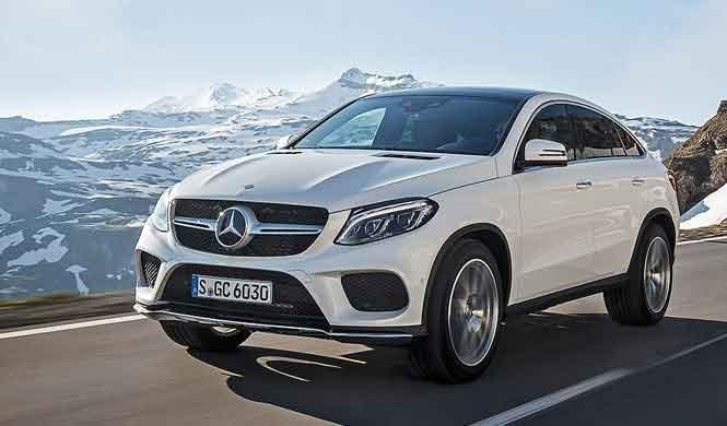 El nuevo SUV que está pensando construir Mercedes