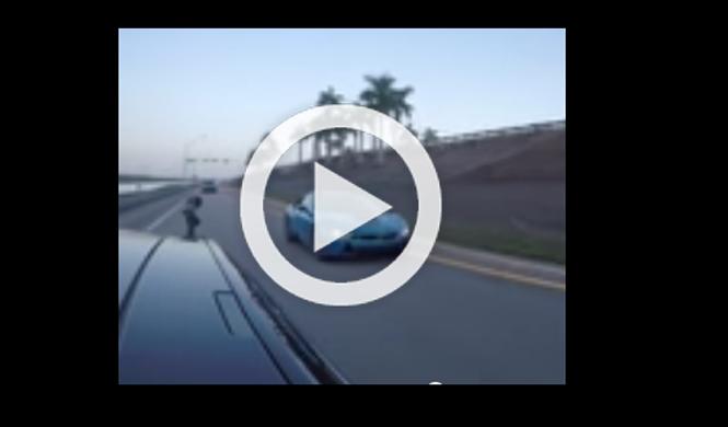 Drag Race: el BMW i8 se queda 'clavado' ante esta bestia