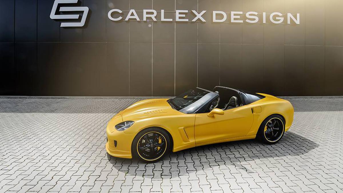 Así es la cura de adelgazamiento del Corvette