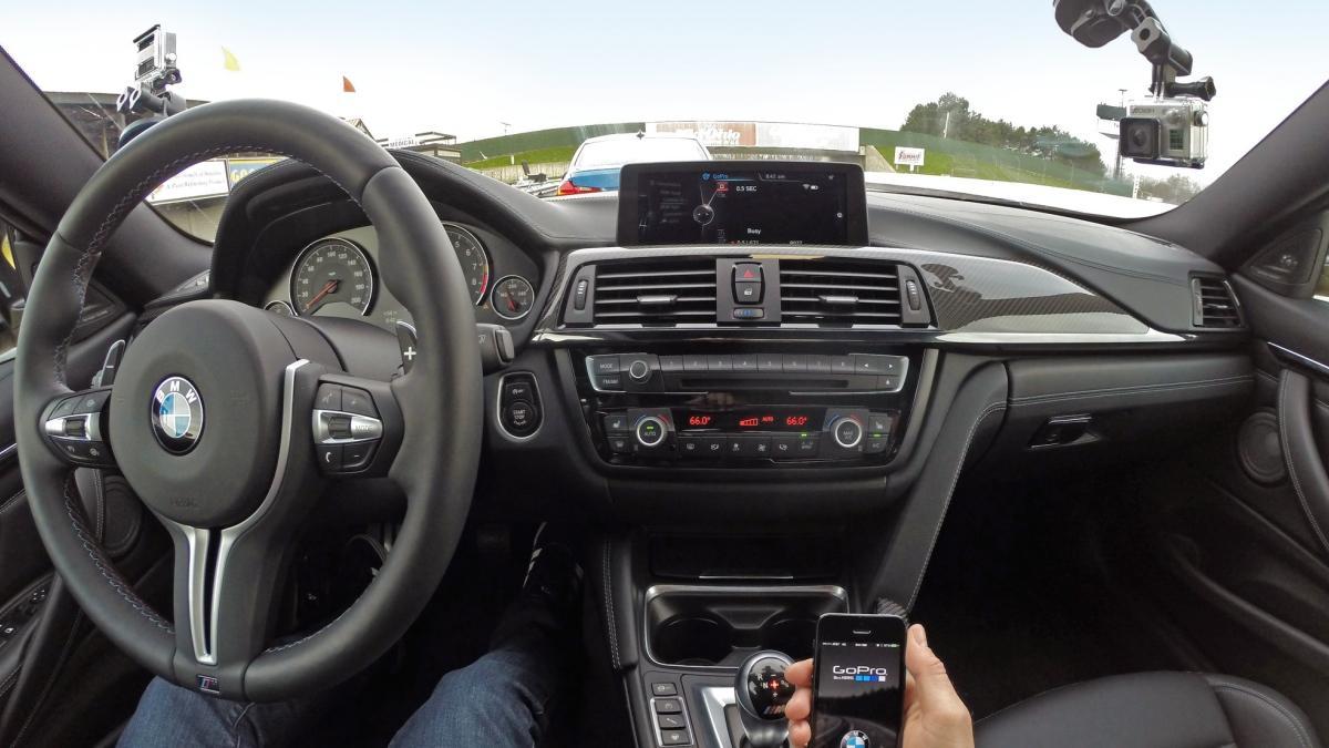 BMW y GoPro crean un acuerdo