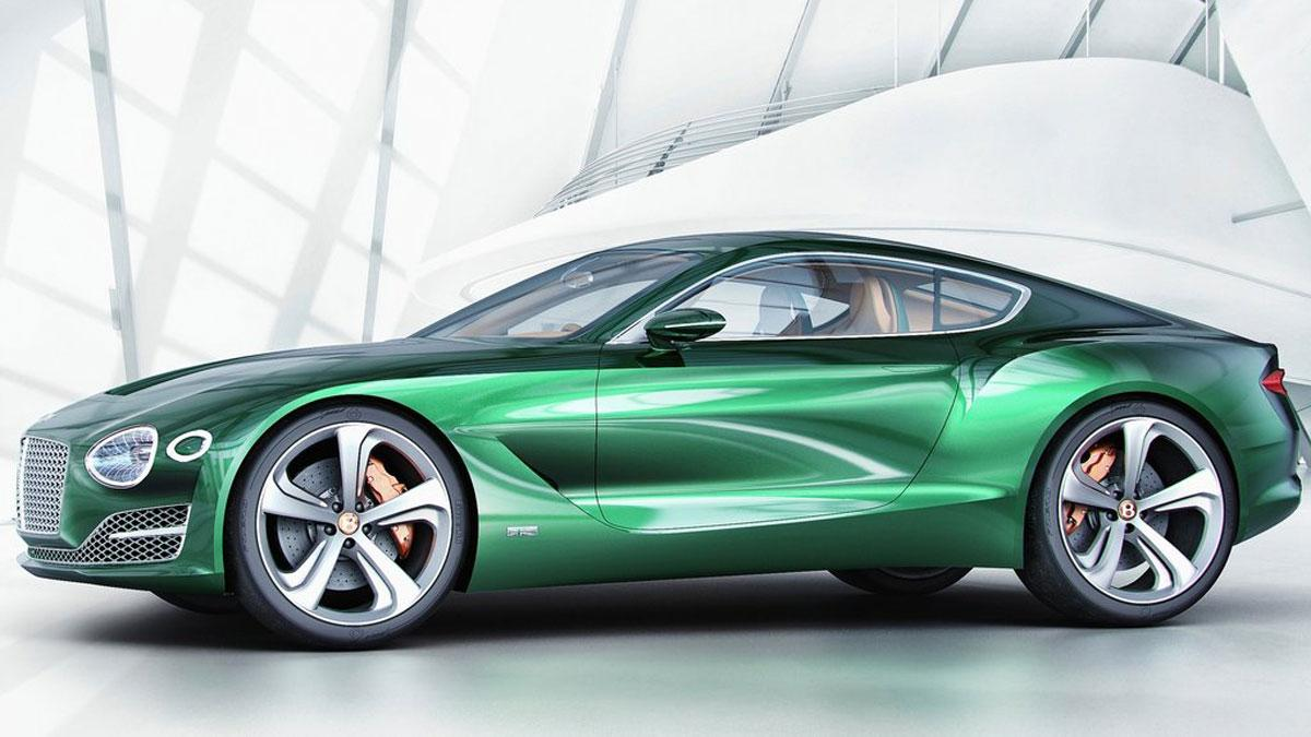 Bentley EXP 10 Speed 6 Concept lateral