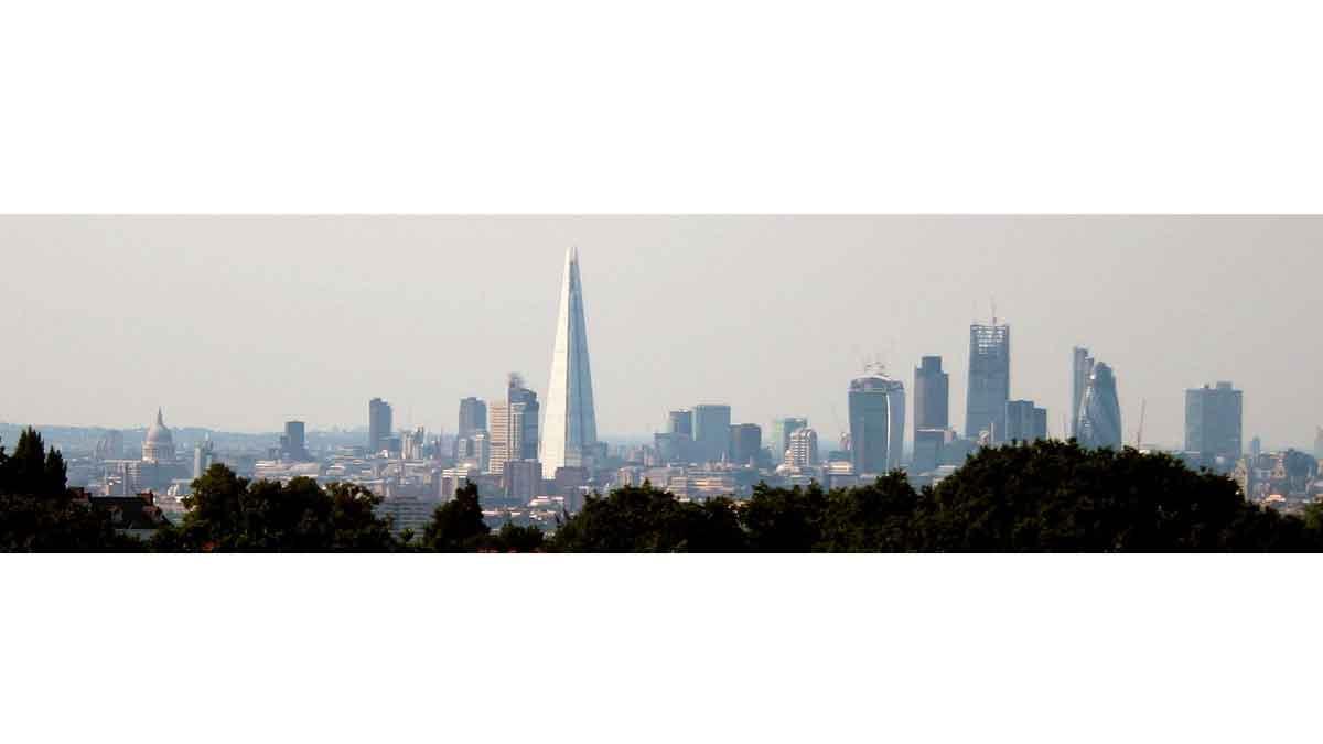 Vista de Londres.