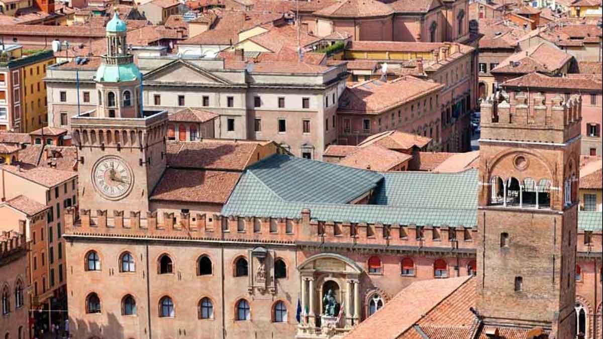 Bolonia. Foto: Turismo de Italia.