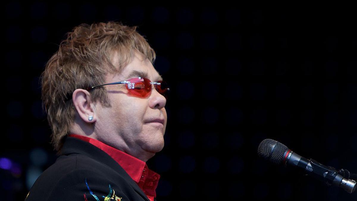 Elton John actuará en el GP de Estados Unidos de F1