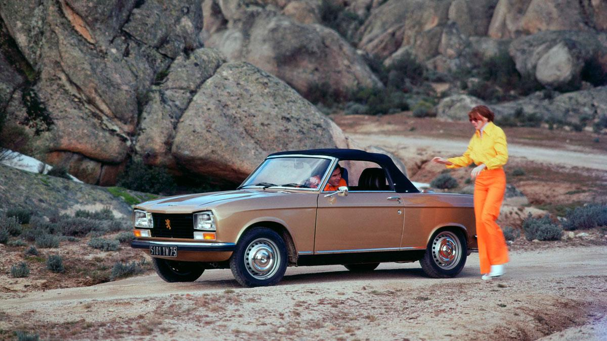 01 Peugeot 304 Cabriolet delanetra