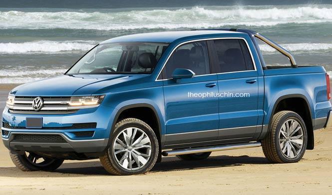El nuevo Volkswagen Amarok