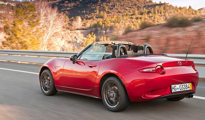 Mazda insinúa que el MX-5 podría montar un motor turbo