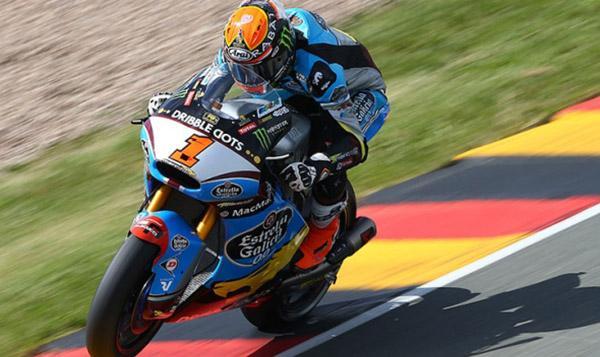 Libres Moto2 GP de Indianapolis 2015: Rabat va a por todas