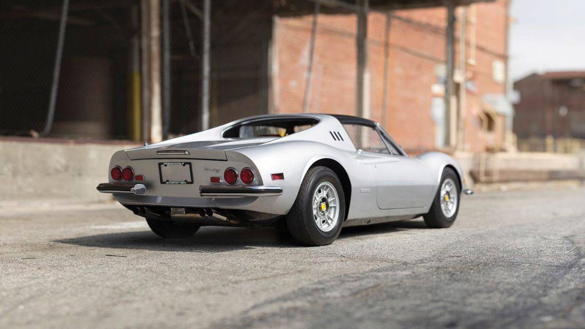 subasta Ferrari Dino 246 GTS 1974