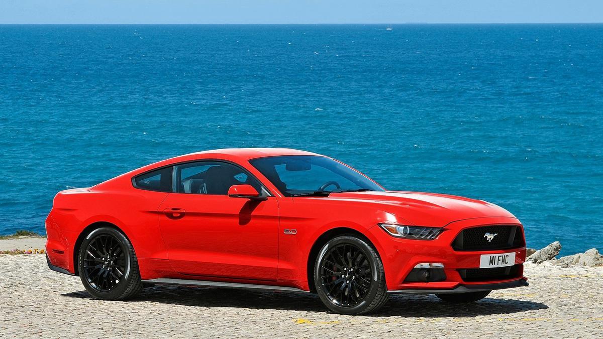 Ford Mustang: espectaculares cifras de venta en España