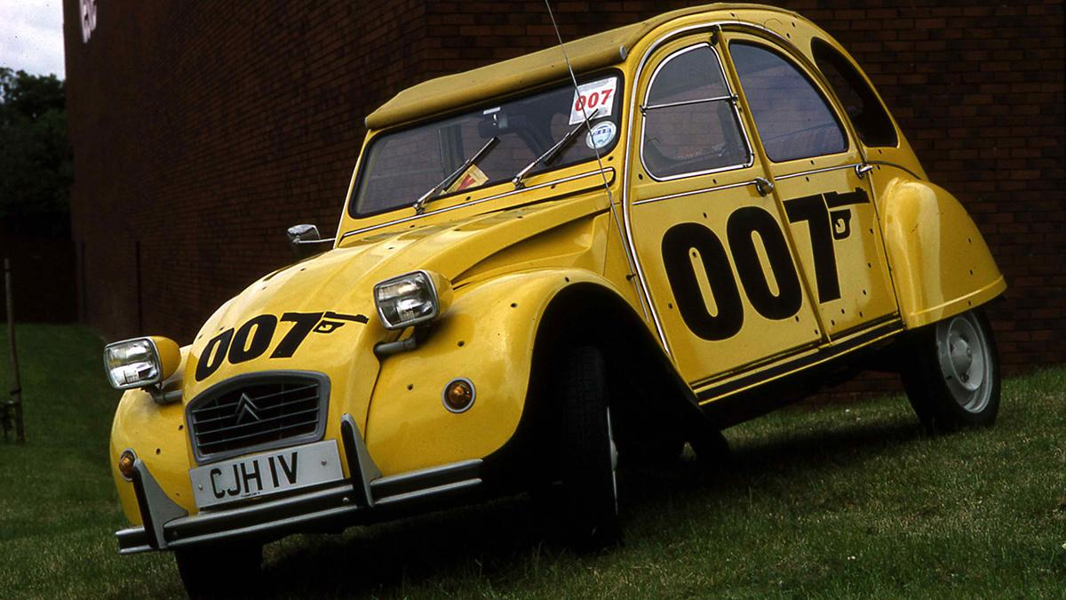 Citroën 007