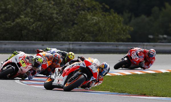 MotoGP: Cómo ver online Brno 2015
