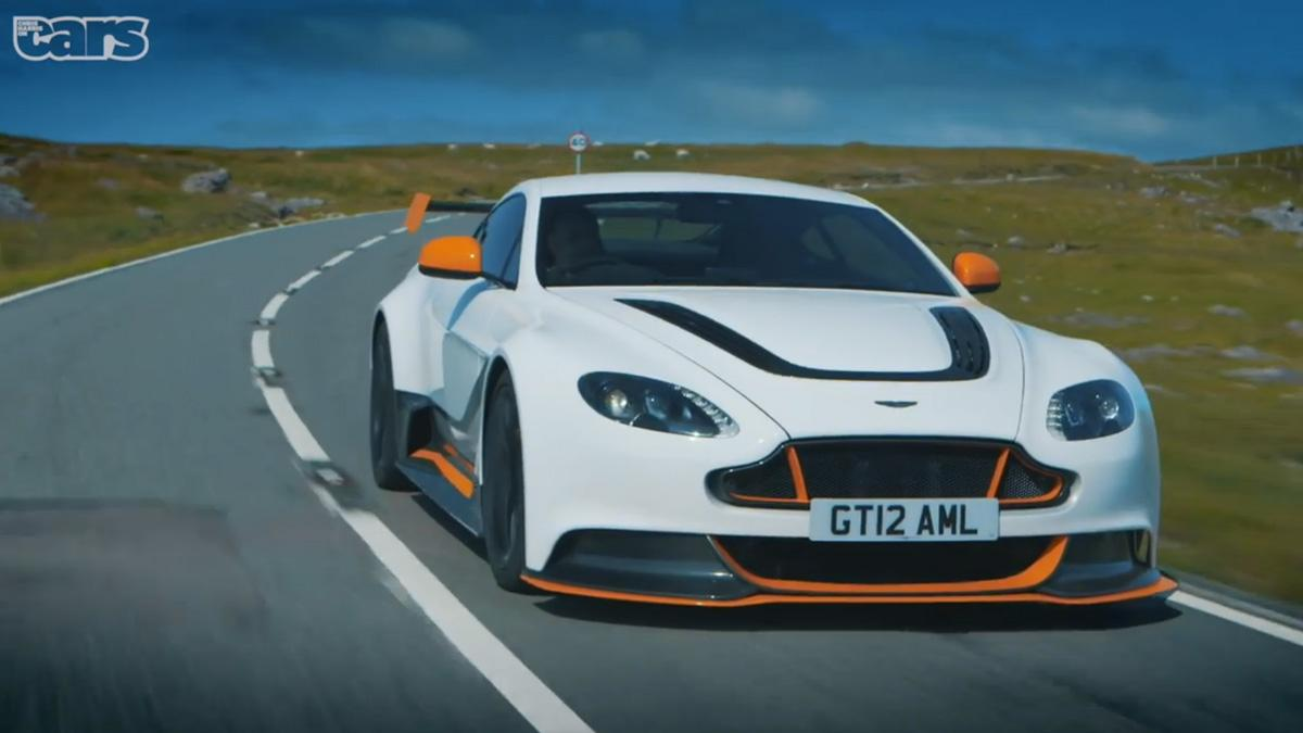 Chris Harris se enfrenta al Aston Martin más salvaje