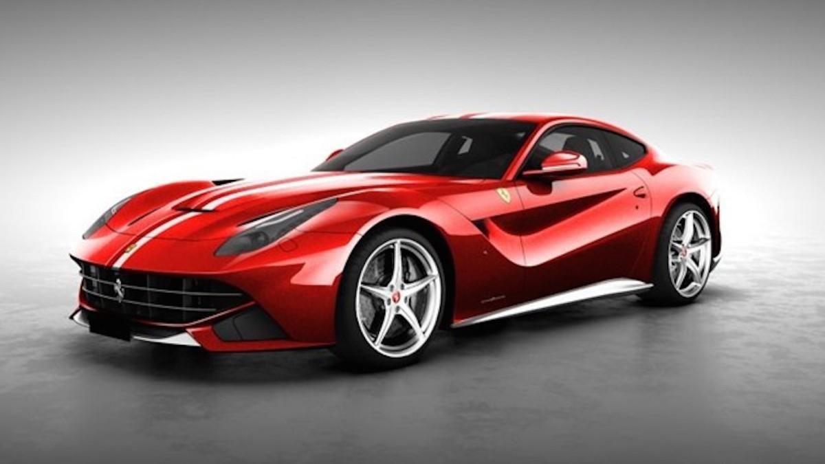 Ferrari F12berlinetta Singapur 50º Aniversario