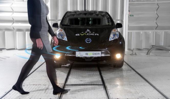 Nissan y el ruido para los coches eléctricos